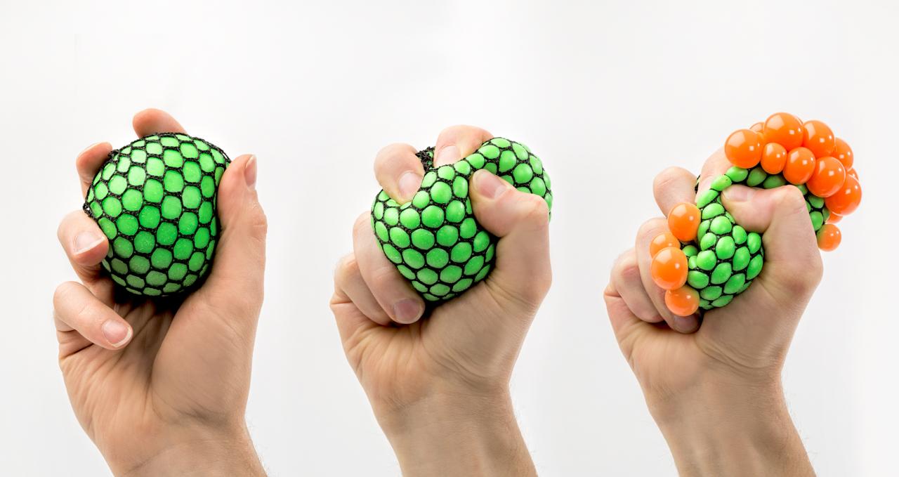 Super Squishy Blob Ball - Grin Studios