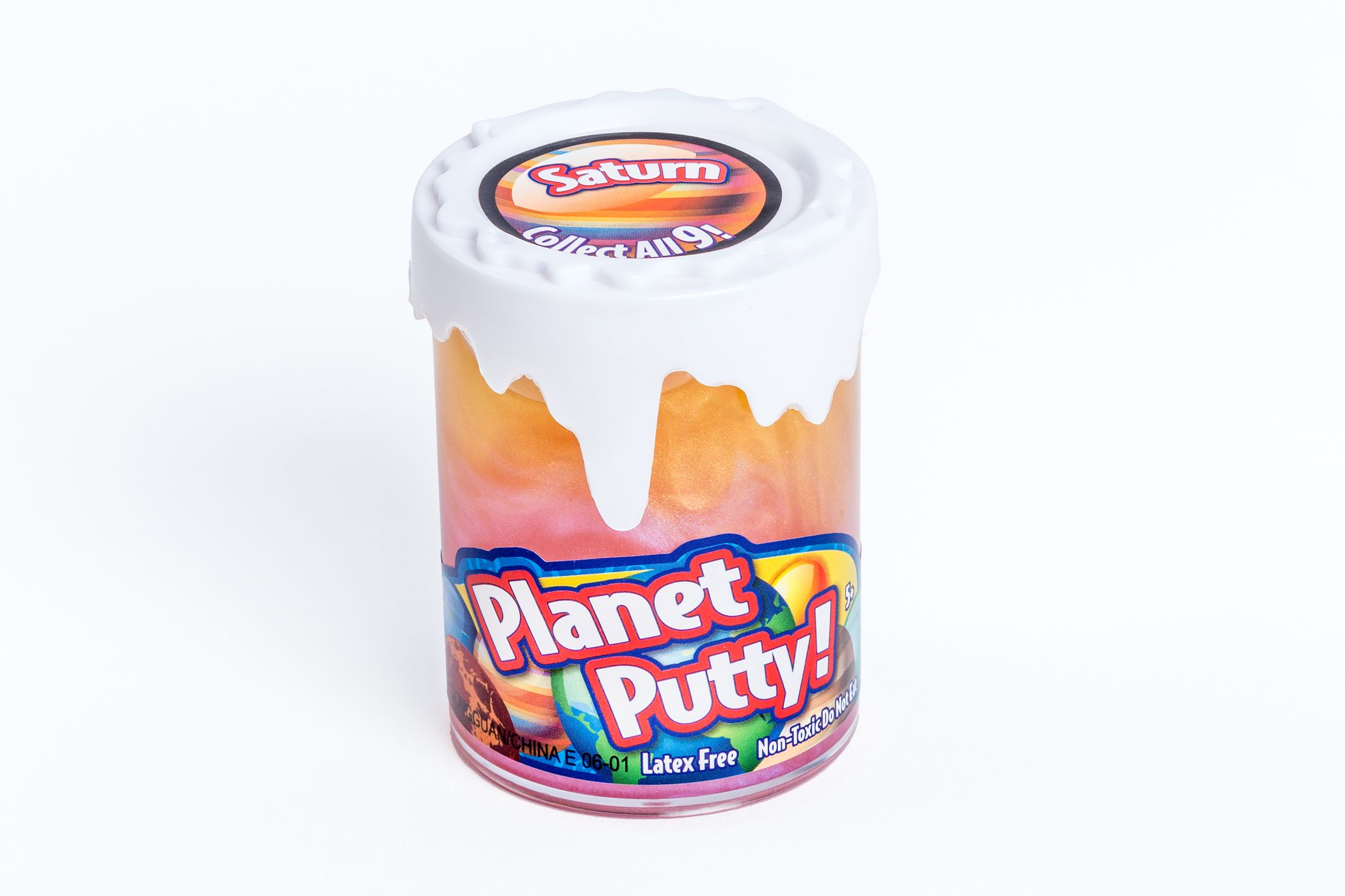 Planet Putty - Grin Studios