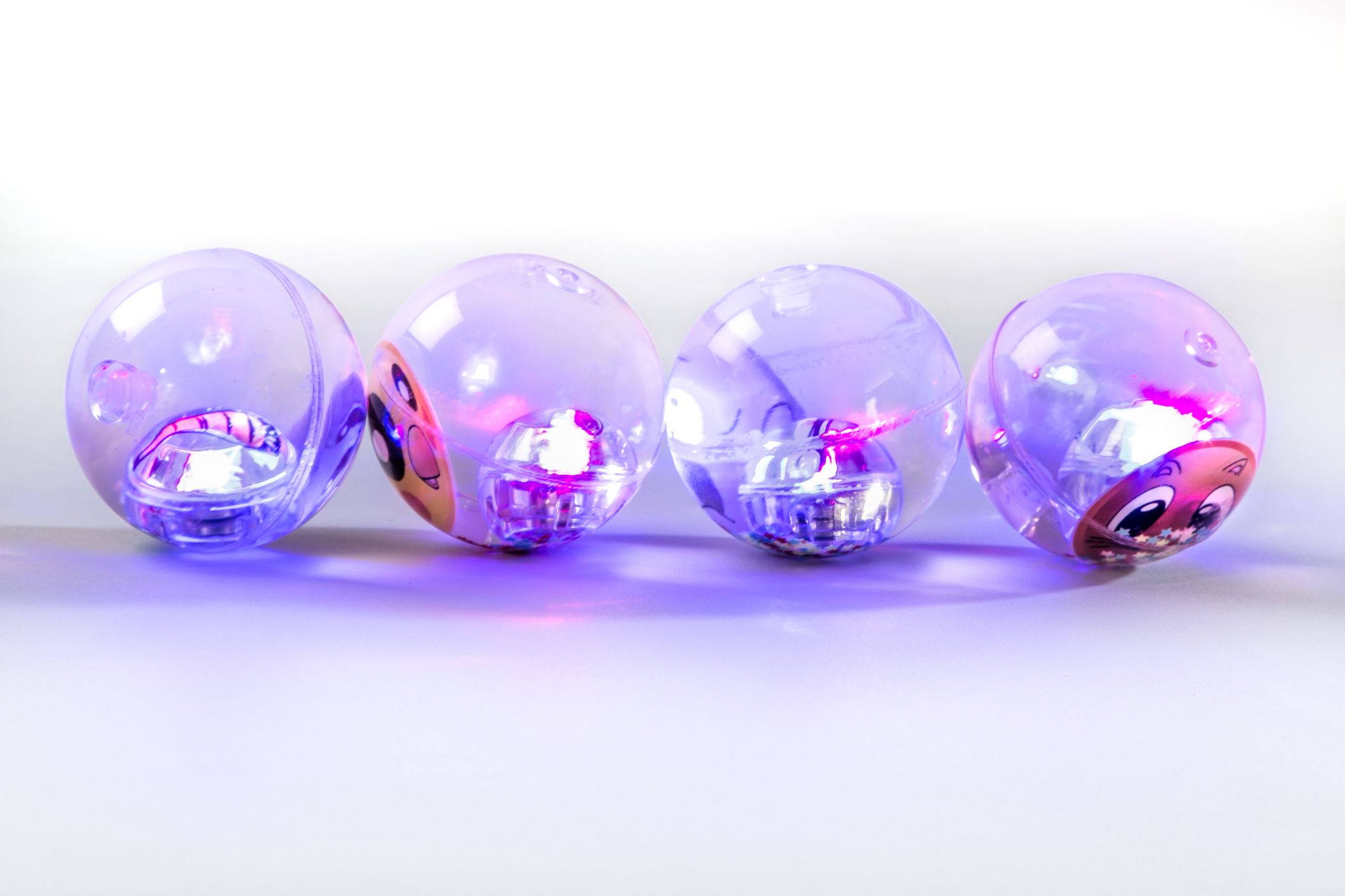 lighting set deco orbs your to garden mood amazon way a of lighted light fun up unique water balls beautiful